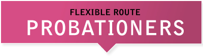 Flexible Route Probationers